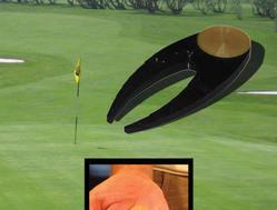 极限高尔夫绿色工具